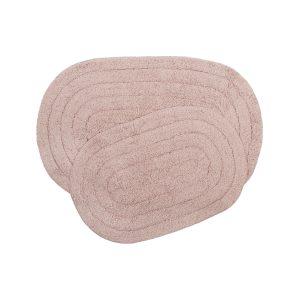 купить Набор ковриков Shalla-Edna gul Розовый фото