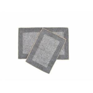 купить Набор ковриков Shalla-Fabio gri Серый фото