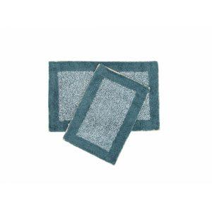 купить Набор ковриков Shalla-Fabio petrol mavisi Синий фото