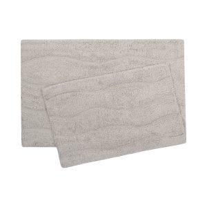 купить Набор ковриков Shalla-Melba gri Бежевый|Серый фото