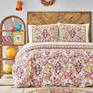 купить Набор постельного белья Sarah Anderson-Tasya Розовый фото