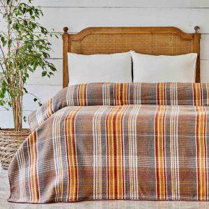 купить Плед Sarah Anderson-Oriente turuncu Оранжевый фото