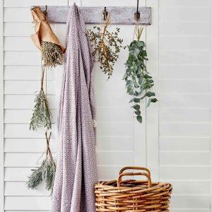 купить Покрывало пике Karaca Home-Delfina murdum Фиолетовый фото