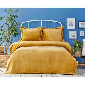 купить Покрывало с наволочками Karaca Home-Gabriel hardal Желтый фото