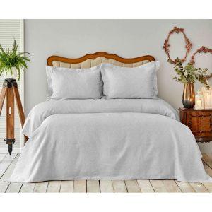 купить Покрывало с наволочками Karaca Home-Liya gri Серый фото