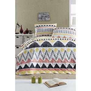 купить Покрывало стеганое с наволочкой Enlora Home-Bettina sari Серый фото