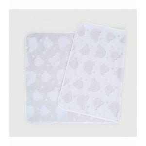купить Полотенце детское Irya-Bear gri 70x120 Серый фото