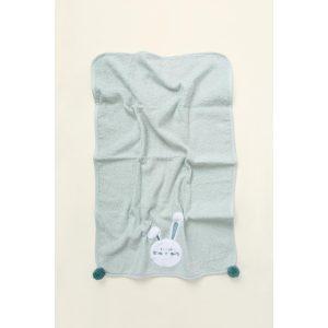купить Полотенце детское Irya-Bunny mint Ментоловый фото