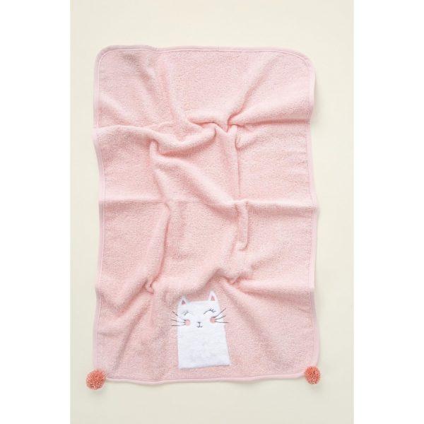 купить Полотенце детское Irya-Kitty pembe Розовый фото