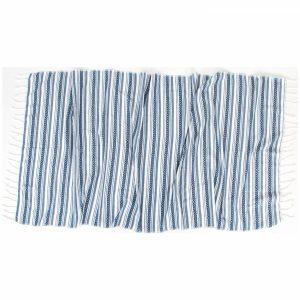 купить Пляжное полотенце Irya Pestemal-Velovis mavi 90x170 Голубой фото