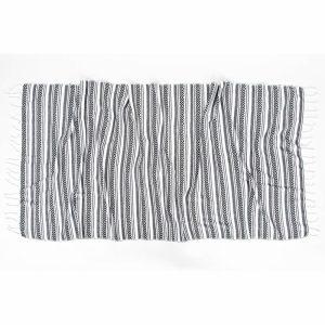 купить Пляжное полотенце Irya Pestemal-Velovis siyah 90x170 Серый фото