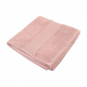 купить Полотенце Karaca Home-Back To Basic pudra Розовый фото