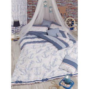 купить Постельное белье Eponj Home-Capa A.Mavi Голубой фото
