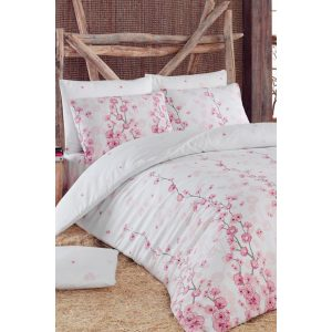 купить Постельное белье Eponj Home-Coretta a.pembe Розовый фото