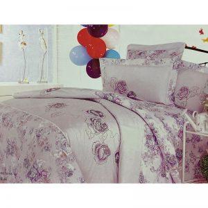 купить Постельное белье Prestij lila Розовый фото