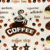 купить Кухонное полотенце Melih Coffee Time 40x60 Кофейный фото 111609