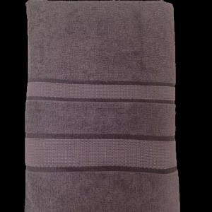 купить Махровое полотенце FaDolli Ricci 1105 Deep-brown 70x140 темно коричневый Коричневый фото
