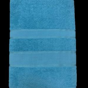 купить Махровое полотенце FaDolli Ricci 1060 Tiffany 70x140 бирюзовый Голубой фото