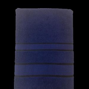 купить Махровое полотенце FaDolli Ricci 1151 Midnight 70x140 синий Синий фото