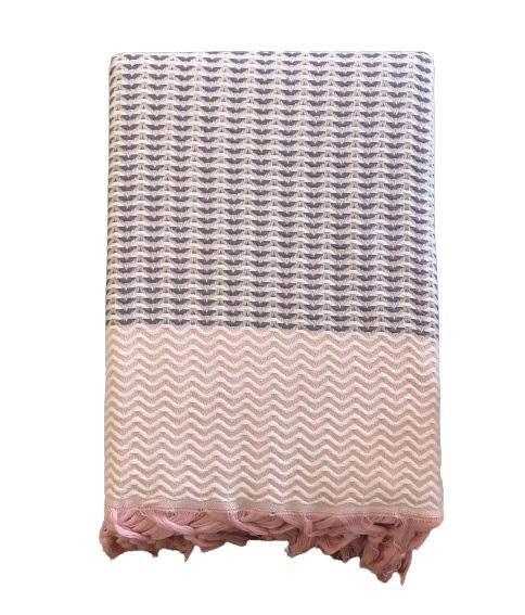 купить Покрывало - Пике Favorite вафельная Armani 220x250 розовый Розовый фото