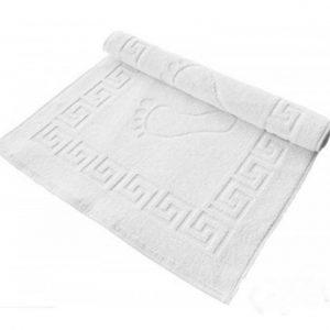 купить Коврик в ванную FaDolli Ricci Hotel White 50x70 Белый фото