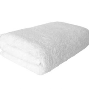 купить Махровое полотенце FaDolli Ricci Hotel White 70x140 белый Белый фото