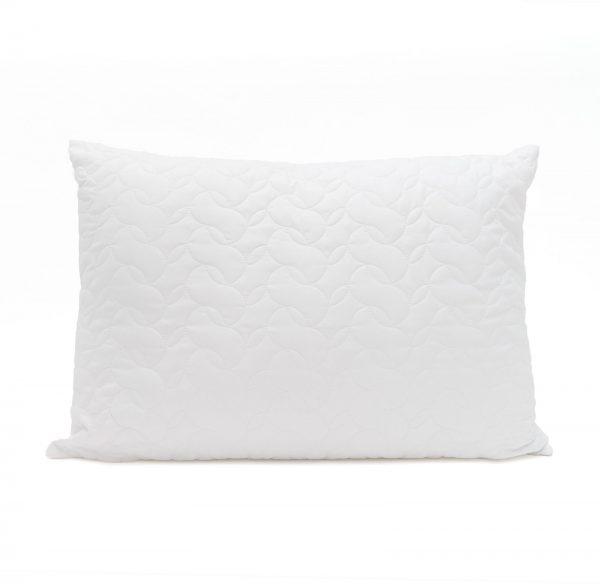 купить Подушка Славянский пух Menthe Mint 50x70 белый Белый фото
