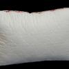 купить Подушка Славянский пух Україночка 50x70 красный Белый фото