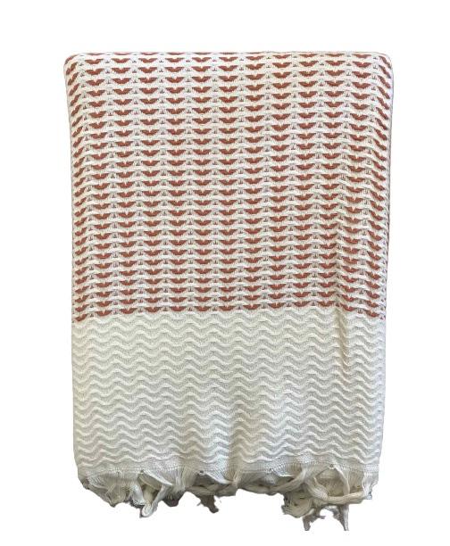 купить Покрывало - Пике Favorite хлопок Armani 220x250 рыжий Коричневый фото