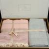 купить Постельное белье с пике Favorite лен Hohgkong kurusu Розовый фото 112466