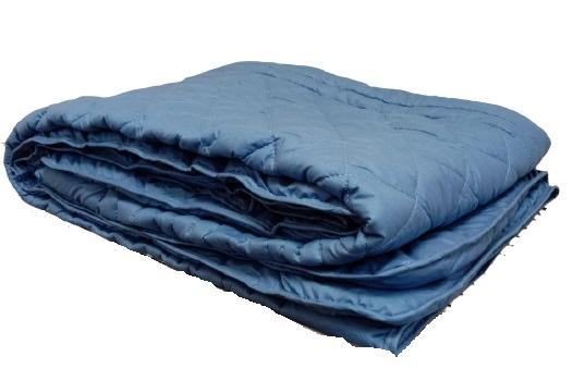купить Покрывало Vende Basic 220x240 синий Синий фото