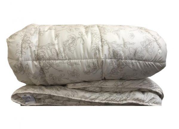купить Одеяло Славянский пух ЭкоКомфорт Серый фото