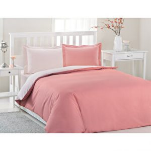 купить Постельное белье Ozdilek ранфорс Color Mix pink Розовый фото