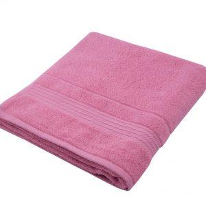 купить Махровое полотенце Ozdilek Trendy k.pembe 50x90 розовый Розовый фото