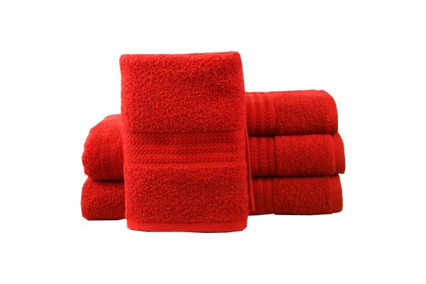 купить Полотенце RAINBOW Kirmizi Красный фото