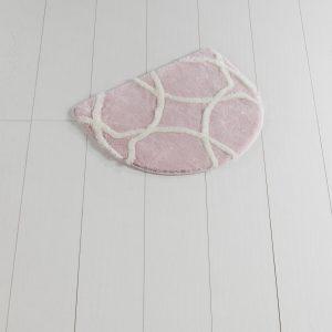 купить Коврик Chilai Home Bonne Oval Pink Розовый фото