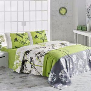 купить Покрывало-пике LIGHTHOUSE BELEZZA зеленый 200*230 Зеленый фото