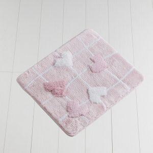 купить Коврик Chilai Home Kalbim Pembe Розовый фото