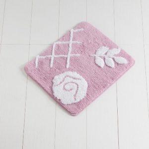 купить Коврик Chilai Home Pastel Lila Розовый фото
