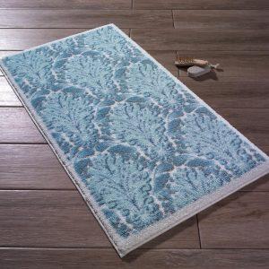 купить Коврик для ванной Confetti Ornamental Mavi Голубой фото