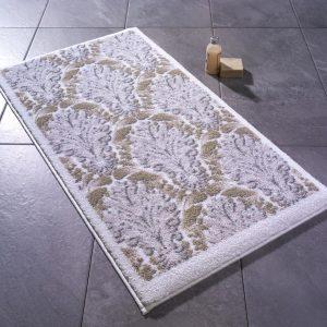 купить Коврик для ванной Confetti Ornamental Bej Бежевый фото