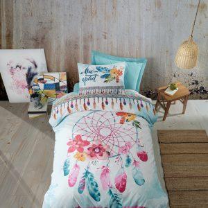 купить Постельное белье Cotton Box Joslin Mint Розовый фото