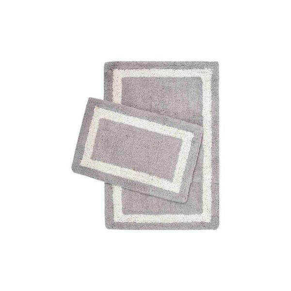 купить Набор ковриков Irya Liberte gri 60*90|40*60 Серый фото