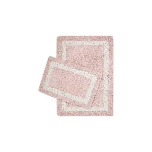 купить Набор ковриков Irya Liberte pembe 60*90 40*60 Розовый фото