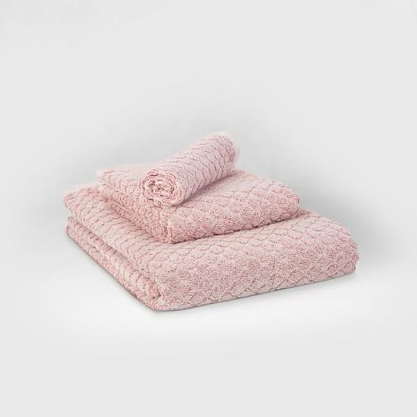 купить Набор полотенец Irya Jena pembe розовый 2шт Розовый фото