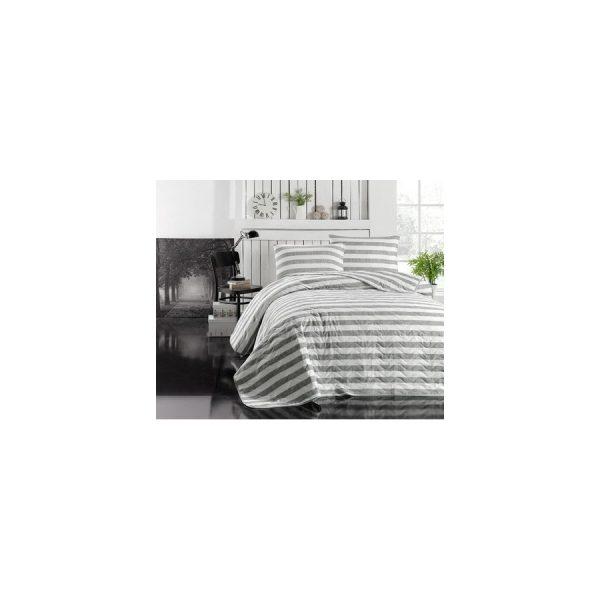 купить Покрывало стеганное с наволочкой Eponj Home Hook gri Серый фото