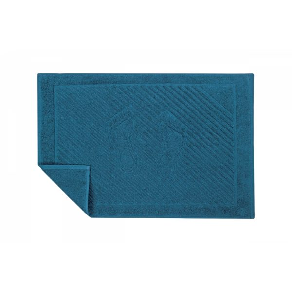 купить Полотенце для ног Iris Home Legion blue Синий фото