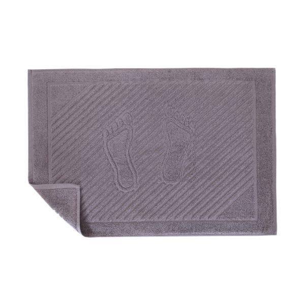 купить Полотенце для ног Iris Home Peppercorn Серый фото