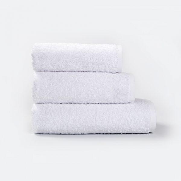 купить Полотенце Iris Home Отель Белый Белый фото