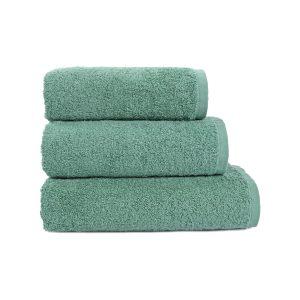купить Полотенце Iris Home Отель Malachite green Зеленый фото